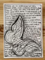 Lettered Butterfly LOTR