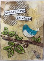 Tranquility in chaos