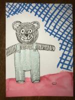 Zentangle Teddy Bears