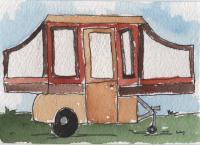70s camper