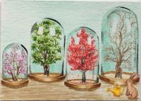 Four Seasons Under Glass