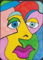 Cubism Portrait