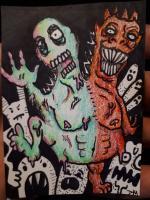 2 headed monster for morbid MMH
