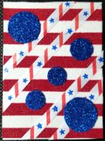 Color Wheel, Red, White and Blue swap