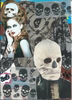 skulls and skeletons (Vicki Z)