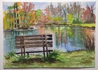Spot by the lake