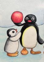Pingu cards