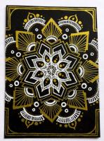 White and Gold Mandalas