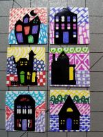 MMH Zentangle House Inchies