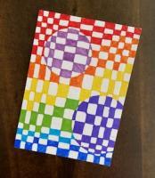 Optical Rainbow Art