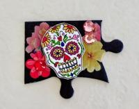 Sugar Skull Altered Puzzle...
