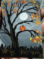 Cards for the Halloween Swap