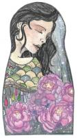 Artist inspiration dolls