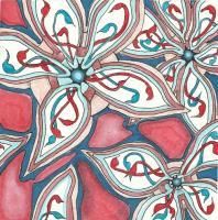 Zen-doodle Whimsical Garden Swap