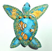 Clown Fish Sea Turtle Doll