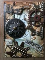It's all about steampunk