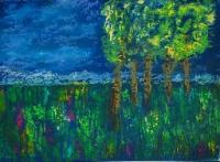 Evening Field II