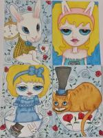 Alice in Wonderland swap