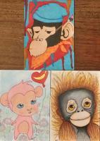 Cheeky Monkeys swap