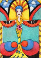 Art Deco Contest-Lady Deco