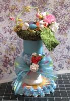Easter Spoolie for a Blog swap