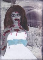 Photo paint over zombies