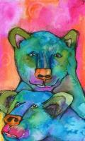 """Bear Pair"" USK tip-in"