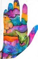 """""""Rainbow Hand"""""""