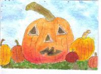 Big Mama & her little pumpkins