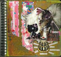 Oct 9 - Sweets - Kelly Kilmer Prompt A Day Workshop