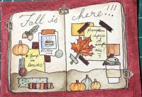 Pumpkins and coffee swap #4