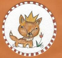 Little Fox atc coin
