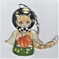 Halloween Dolls with Wings