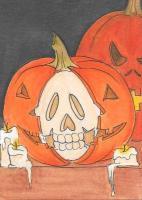 Pumpkins and Jack O'Lanterns