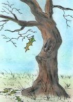 Just Ducky Tree Spirit (card #20)
