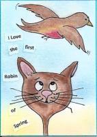 Spring Robin #3