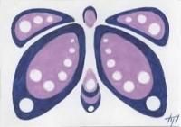 Flutterby #1  & #2