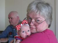 Our Newest Granddaughter - Annabeth Lynette