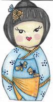 MMH Kokeshi Doll