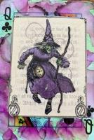 APC Queen of Clubs from The Magic of OZ Series