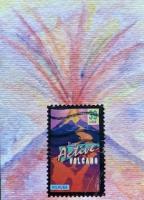 Artsy Volcano