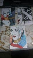 Suicide Squad Joker Harley HD HP Swap