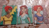 red heads for Kalimara