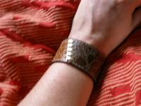 Bracelets made from Belts