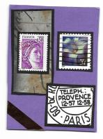 Postage Stamps: Heads (first set)