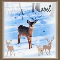 Noel the Deer journal pages