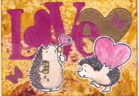 more Headgehog Hearts!