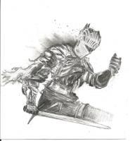 Pencil sketch 1