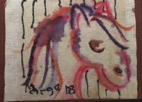 Tea Bag Horse