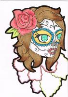 Day of the Dead Girl V 3.0
